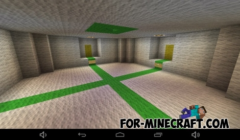 Unreal SaKari map for MCPE 0.11.X
