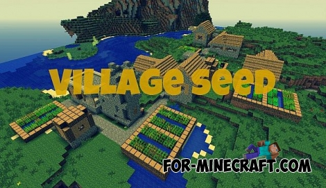 Village seed for MCPE 0.12.X