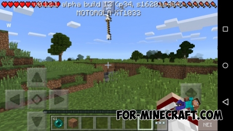 Waypoints mod for Minecraft PE 0.11.1 / 0.12.1 (upd)