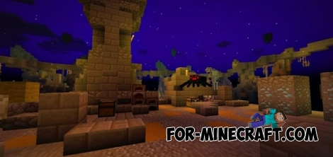 Sky Mines [PvP map] for Minecraft Pocket Edition 0.12.1