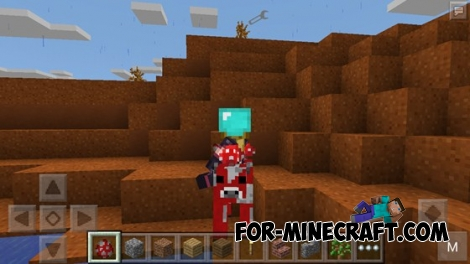 Too Many Items mod for Minecraft PE 0.10.5/0.11.X/0.12.X/0.13.0