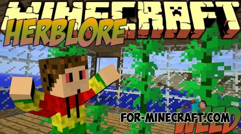 Drug + mod for Minecraft Pocket Edition 0.12.1
