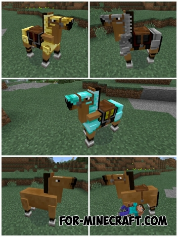 Pocket Creatures mod for Minecraft PE 0.12.x/0.13.0