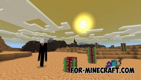 Halloween: Xbox Edition texture for Minecraft Pocket Edition 0.12.X