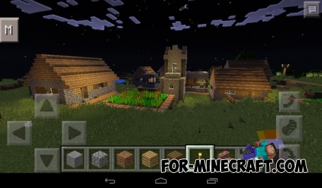 RW Shaders v1.0 for Minecraft PE 0.12.1/0.12.2/0.12.3