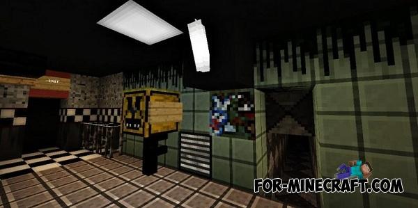 minecraft fnaf 3 map download