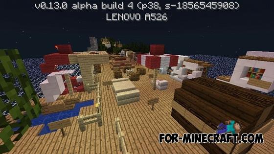 . Furniture Ideas map for Minecraft PE 0 13 0