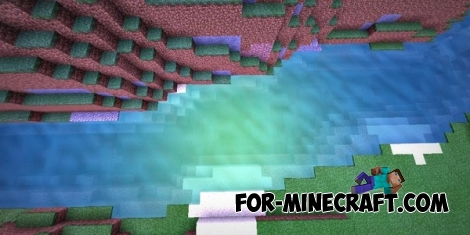 Ender Shader v2 for Minecraft PE 0.13.0