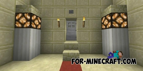 ROOM 20 map for Minecraft PE 0.13.0