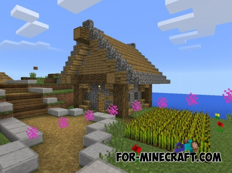 VIP Craft server for MCPE 0.13.0