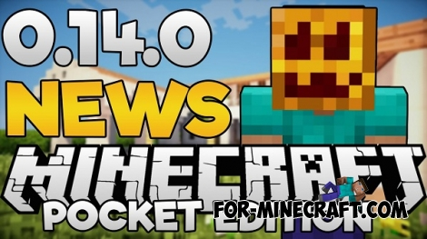MCPE 0.14 changes and an approximate release date!