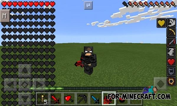 minecraft batman mods