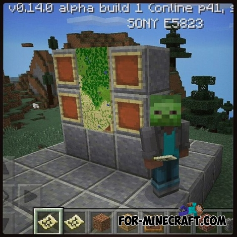 Minecraft PE Build 1 screenshot