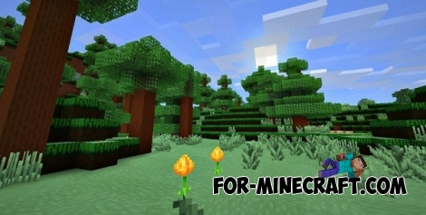 Frenden's Meringued Cartoon Texture Pack for MCPE 0.14.0