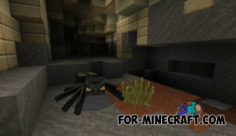 Halo Mashup Pack for Minecraft PE 0.14.0