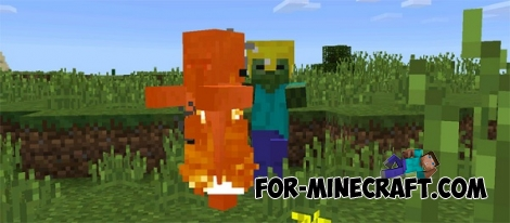 Ultimate NPCs mod for MCPE 0.14.0