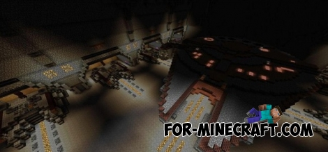 Star Wars Battle map for MCPE 0.14.0