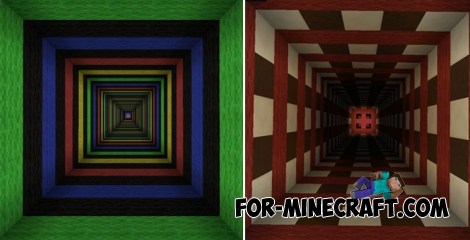 Mega Dropper Easter map for MCPE 0.14.0