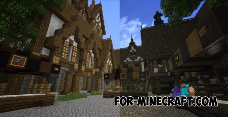 Pistons, trade, improved graphics - Minecraft PE 0.15.0