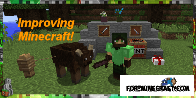 improving minecraft 1.7.10