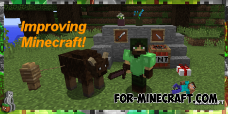 Improving Minecraft