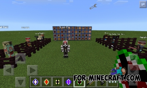 Mortal Kombat X mod v2 for MCPE 0.14.0