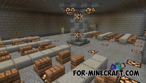 Call of Duty Zombies map for MCPE 0.14.0/0.14.1