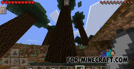 Power Tools mod for Minecraft PE 0.14.0/0.14.1