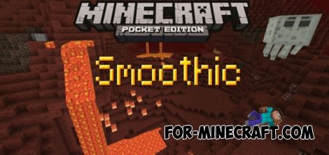 Smoothic Texture for MCPE 0.15.0