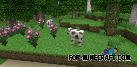 Pixel Reality Texture [16×16] for Minecraft PE 0.15