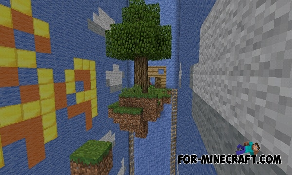 The Dream Parkour map for MCPE 0 15