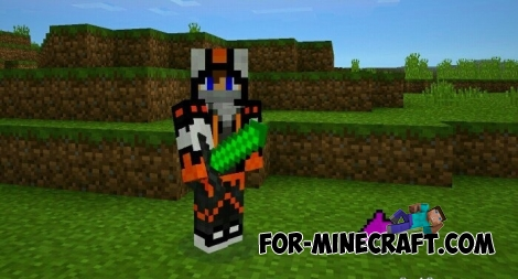 Pocket Puppies Mod for Minecraft PE 0.15