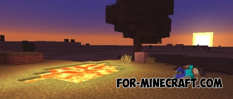 RSPE Shaders for Minecraft PE 0.15.0/0.16.0/0.17.0 (1.0)