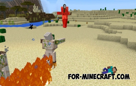 More Jockeys mod for Minecraft PE 0.15.7/0.16.0