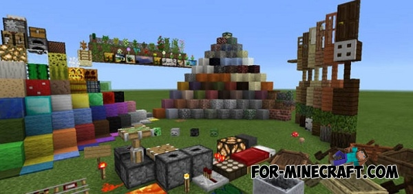 Texture Viewer map for MCPE 0 15 9/0 16 0