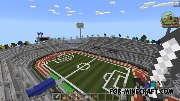 minecraft arena seed pe