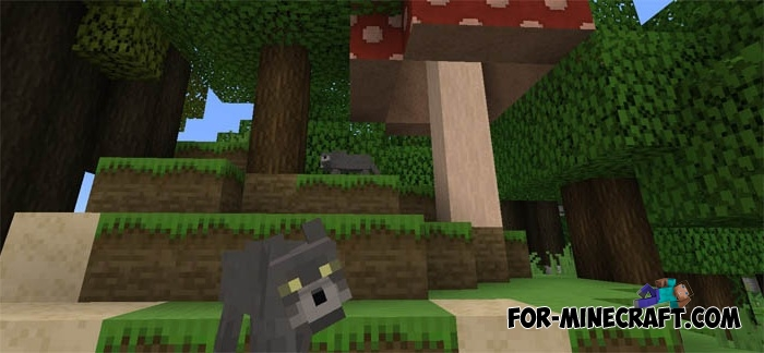 Xeno PE Texture pack for MCPE 0 16 0/0 17 0