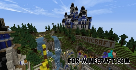 XenonCraft server for Minecraft PE 0.15/0.16.0