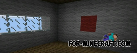 Smallest House mod for Minecraft PE 0.15/0.16.0