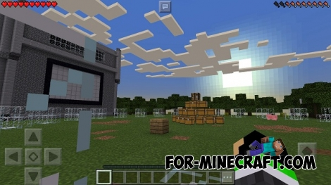 Epic Hunger Games map for Minecraft PE 0.16