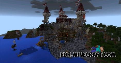 Wither God mod for Minecraft Pocket Edition 0.15/0.16.0