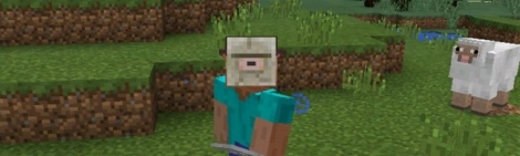 Mask mod for Minecraft PE 0.15/0.16.1