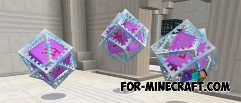Secret Blocks and Items map for Minecraft PE 0.17.0