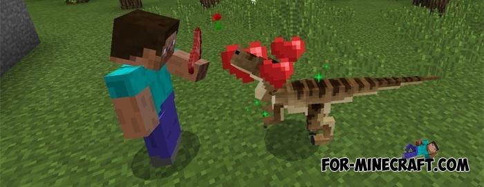 Dinosaur Pack For Minecraft Pe 1 0 5 0 17 0