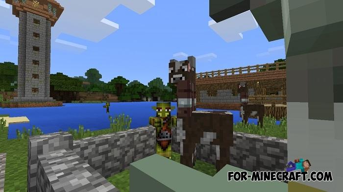 mythical creatures mod 1.12 2
