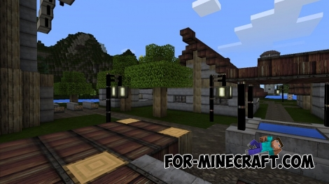 Borderlands Texture pack for MCPE 1.0/0.17.0
