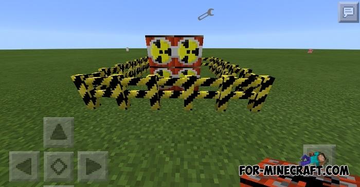 Industrial World - Minecraft PE modpack (31 mods!)
