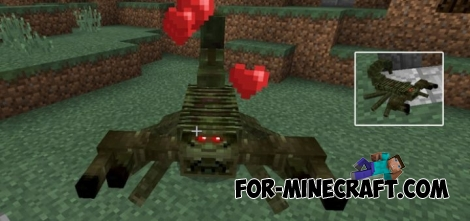Amazing Mobs for Minecraft PE 1.0.0/1.0.4