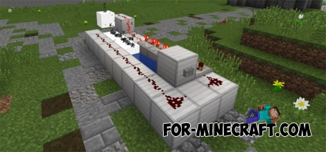 Bomb Wars map for Minecraft PE 1.0.0/1.0.4