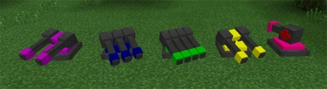 Mech Turrets Addon for MCPE 1.2